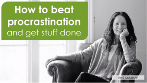 How to beat procrastination and set yourself up for success
